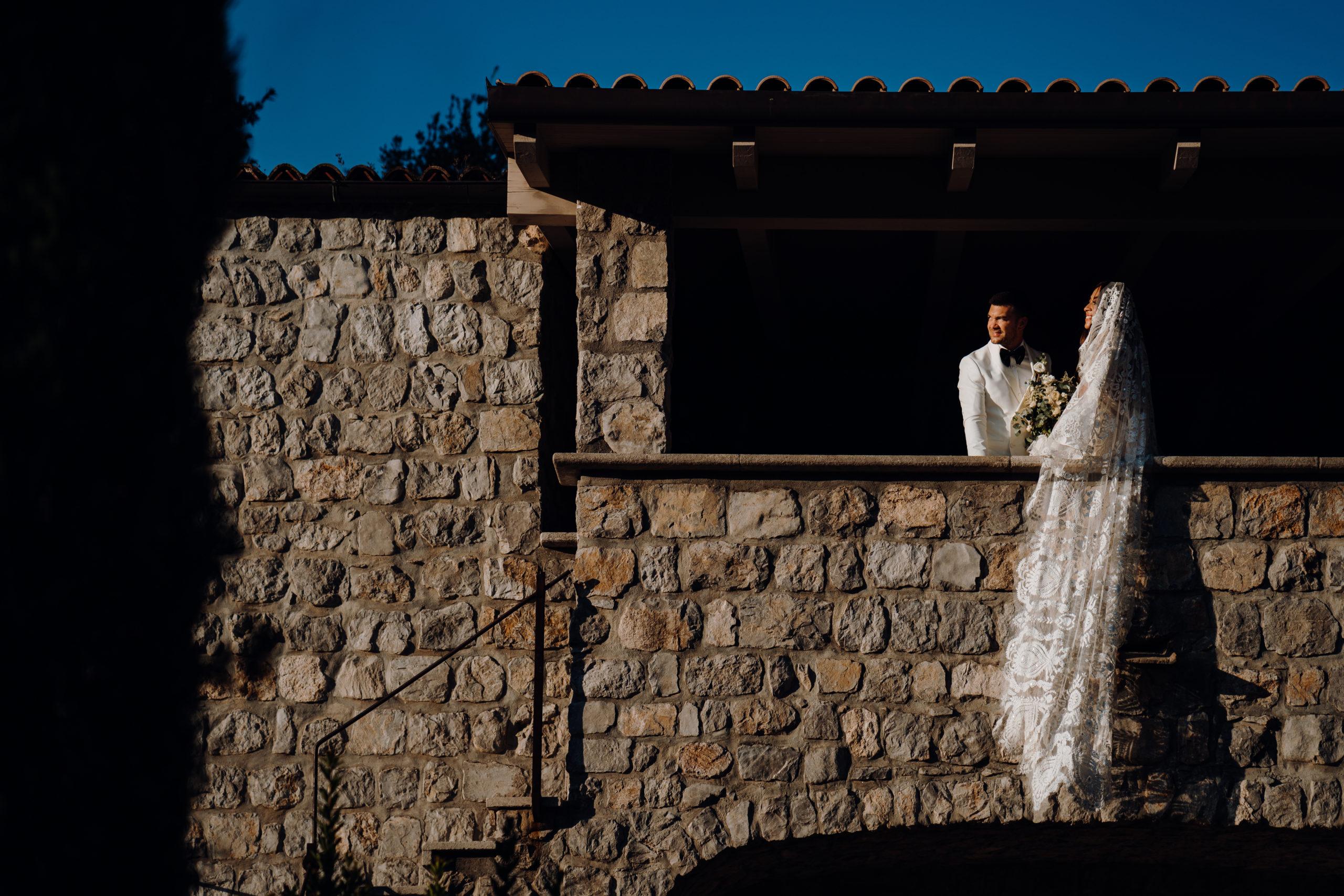 Aquapetra wedding